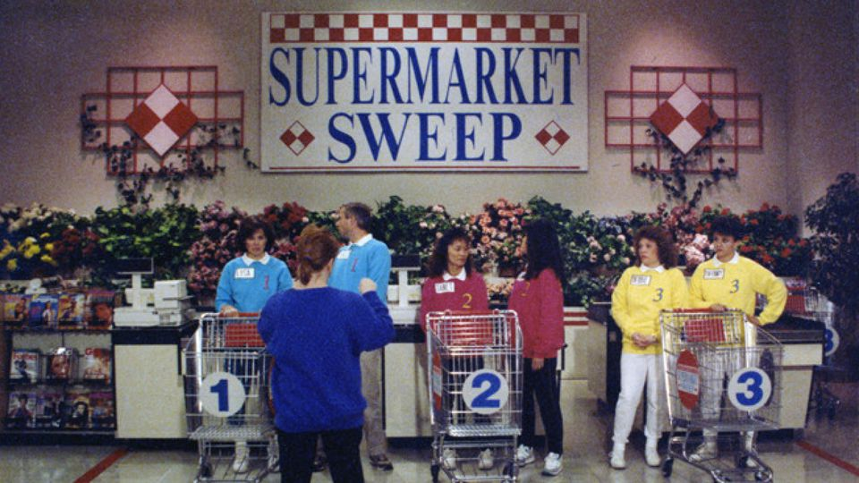 supermarkt sweep
