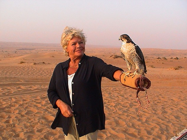 judith chalmers
